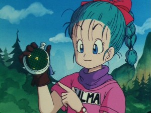 Bulma Dragon Radar