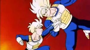 Goku Gohan Hyperbolic Time Chamber