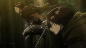 Mikasa Female Titan