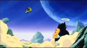 Vegeta Respect Goku