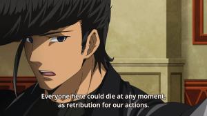 Akame ga Kill Speech Comedy Characters