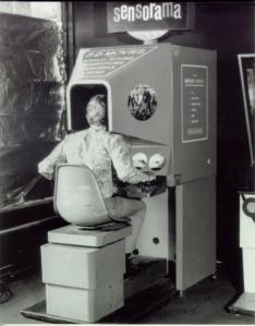 sensorama morton heilig virtual reality headset
