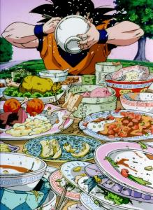 Goku Food